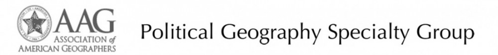 Political Geography Specialty Group Logo